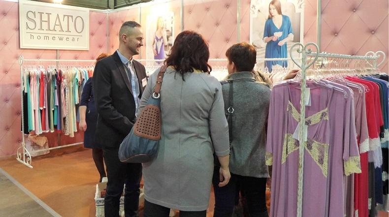 Shato на выставке Kiev Fashion