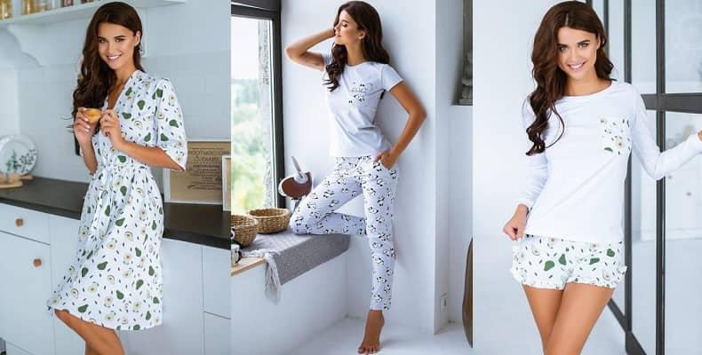 Очаровательная коллекция домашней одежды от Violet delux