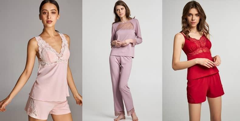 Ellen женская одежда для сна
