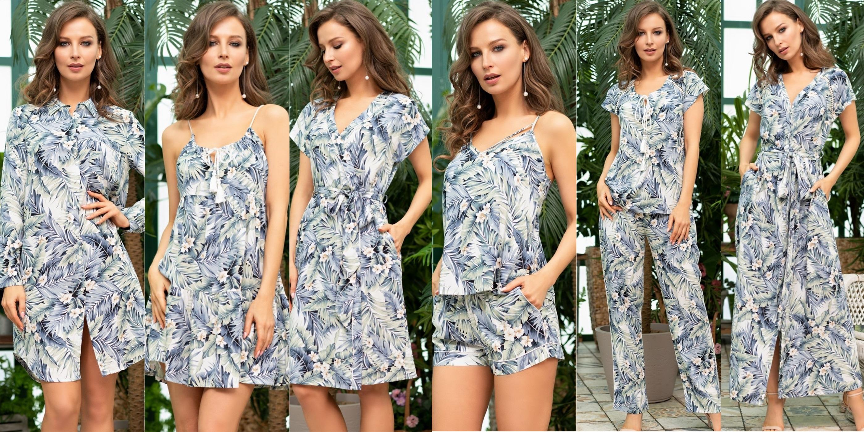 Женская одежда для дома, халат Mia-Mia купить