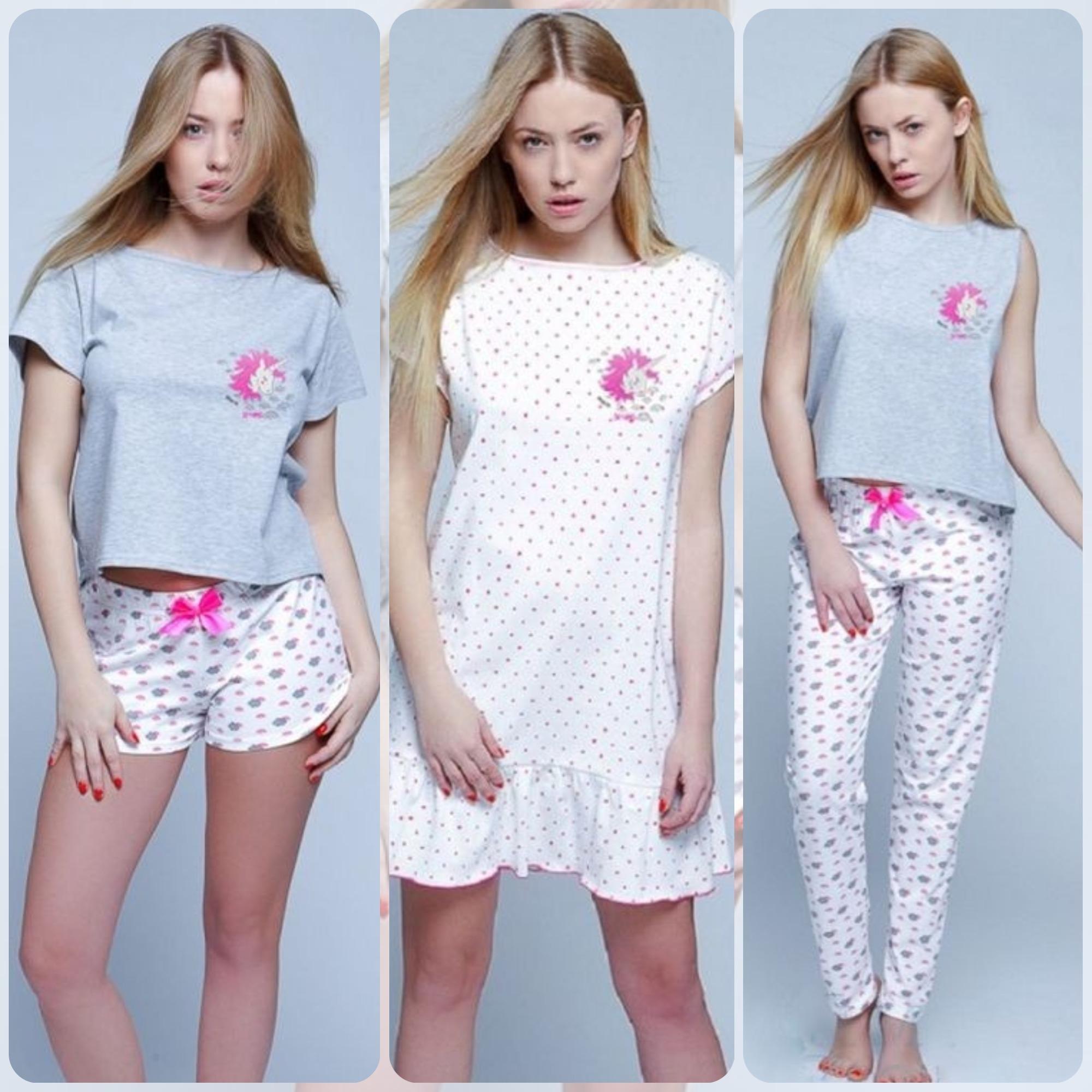 Женские пижамы и ночные сорочки Sensis купить